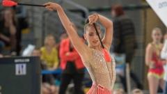 Медал за България от Световната купа по художествена гимнастика