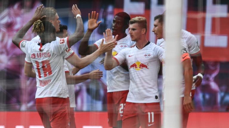 Байерн (Мюнхен): Тимо Вернер не пасва на стила ни на игра