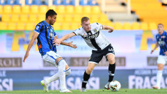 Миг гениалност от Папу Гомес донесе три точки на Аталанта срещу Парма