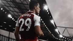 Джака сподели своята версия за скандала си с феновете на Арсенал