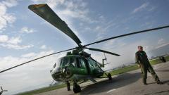 5 жертви в Мексико. Хеликоптер се разби