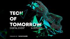Новите технологии и трансформацията на работните процеси и пазара на труда - в третото онлайн студио на Tech of Tomorrow