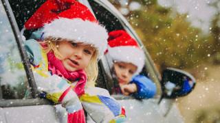Топла Коледа, с южен вятър