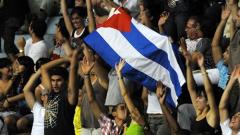 """""""Солена"""" пералня за националите в Хавана"""