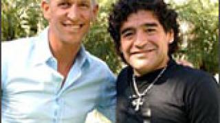 Марадона: Голът с ръка срещу Англия не беше измама