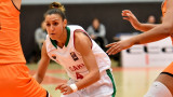 Баскетболистките загубиха и шестия си мач в квалификациите за Евробаскет 2019