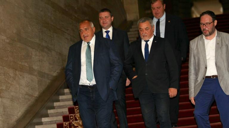 Коалицията търси консенсус с всички за партийните субсидии
