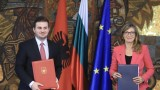 Албания и Македония да не се разделят при преговорите за ЕС, иска Захариева