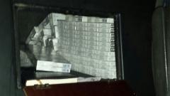 8 000 кутии контрабандни цигари задържаха митничари