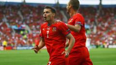 Чехия победи Словения с 1:0 в трета група