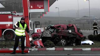 Двама загинали при катастрофи