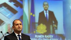 Румен Радев не вижда какво се строи на строителната площадка България