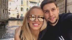 Ники Пенчев стана баща за първи път