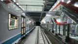 Третият лъч на метрото - готов до края на октомври