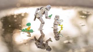 """Могат ли щурмоваците от """"Междузвездни войни"""" да бъдат родители"""