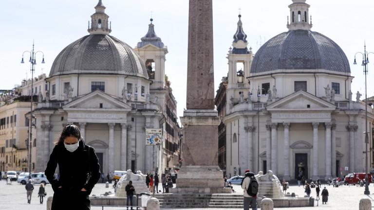 Още 168 починали в Италия от новия коронавирус само за 24 часа ...