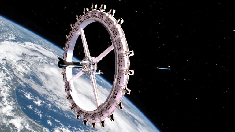Още един хотел ще лети в Космоса