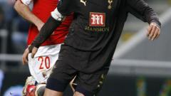 Бербатов остава на трето място при реализаторите в УЕФА