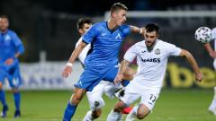 Андриан Краев не замина за Хърватия с Левски