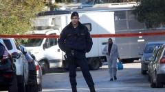 Серия от експлозии в Атина