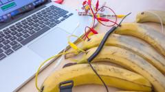 Можем ли да управляваме Playstation с банан