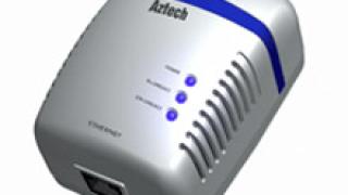 Адаптер предава 85Mbit/s по електрическата мрежа