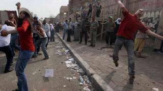 Четирима загинали при сблъсък с полицаи в Египет