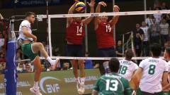 """САЩ не остави шансове и на Иран, 3:0 за """"янките"""" в зала """"Колодрума"""""""