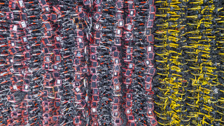 Следващата ви кола всъщност ще бъде... колело