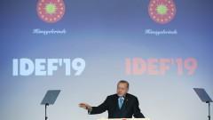 Ердоган обвини Израел в тероризъм