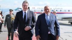 "Борисов показва на Вучич ""Балкански поток"""