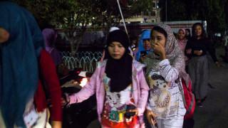 Почти всеки четвърти индонезийски ученик е готов на джихад за ислямски халифат