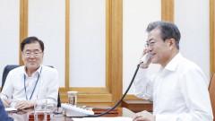 Вие положихте основите на мира на Корейския полуостров и по света, хвали Сеул Тръмп