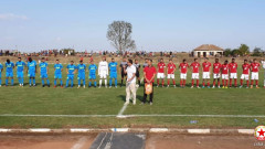 ЦСКА победи Поморие с 1:0 в контролна среща