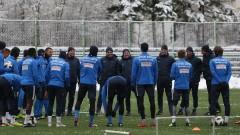 Левски не може да се разбере с ненужните футболисти