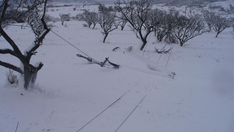 Всички населени места в Североизточна България вече имат електрозахранване, съобщиха