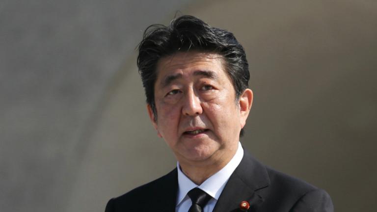Японският премиер настоява за среща с Ким Чен-ун