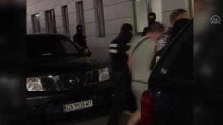 Кадри от предаването на Бенчо Бенчев и Несрин Узун на българските власти