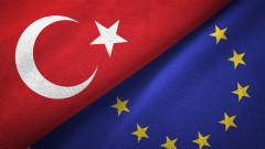 ЕС реже 75% от помощта за Турция