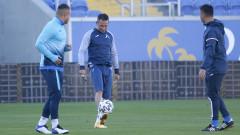 Треньор си тръгна от Левски
