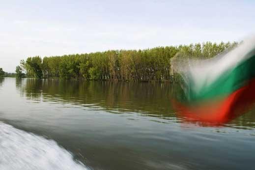 Белият Дунав, зелените острови и птиците от Червената книга