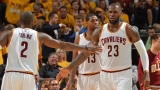 Осма победа за Кливлънд в НБА