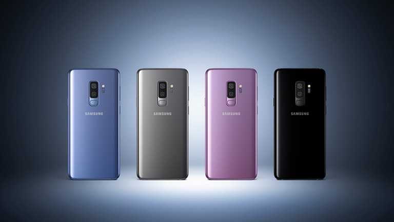 Samsung представи Galaxy S9 и S9+