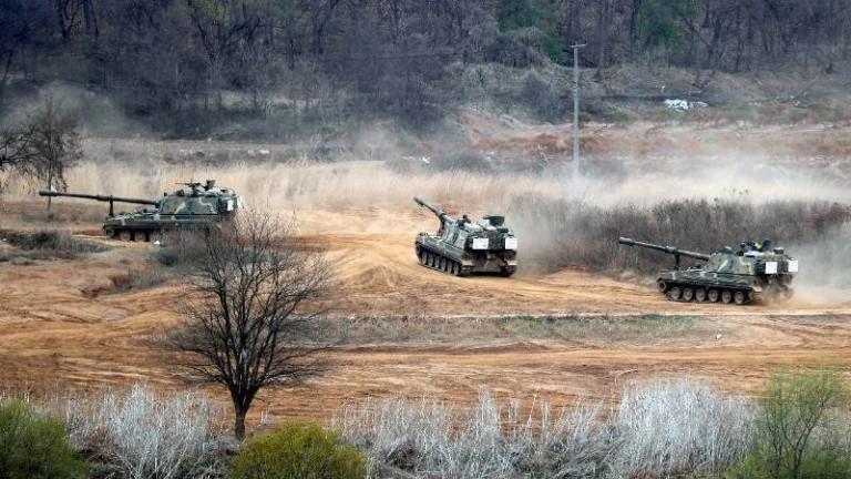 Силите на САЩ ще останат в Южна Корея въпреки спирането
