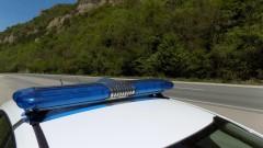 Хванаха криминално проявен мъж след гонка с полицията В Бургас