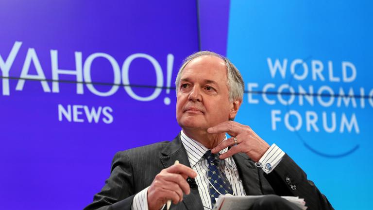 Главният изпълнителен директор на Unilever Пол Полман ще се оттегли