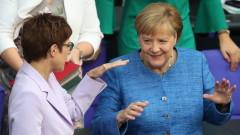 Изборите в Тюрингия поставят партията на Меркел пред изпитание