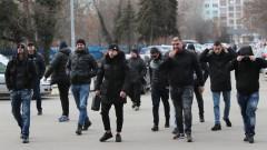 Срещата между феновете на Левски и Васил Божков завърши