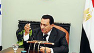 3 г. затвор за египетски чиновник, осмял президента Мубарак