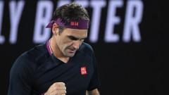 Рекорд за Федерер в Австралия